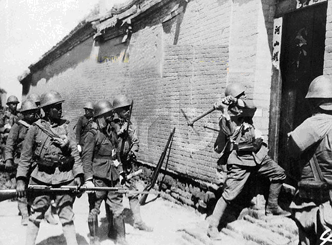 japan invades china 1931 37 The japanese launched an invasion of china proper, launching the second sino -japanese war  attempts to negotiate (1931-37.