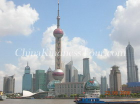 CT-09 Shanghai City Highlight Tour (4D3N)